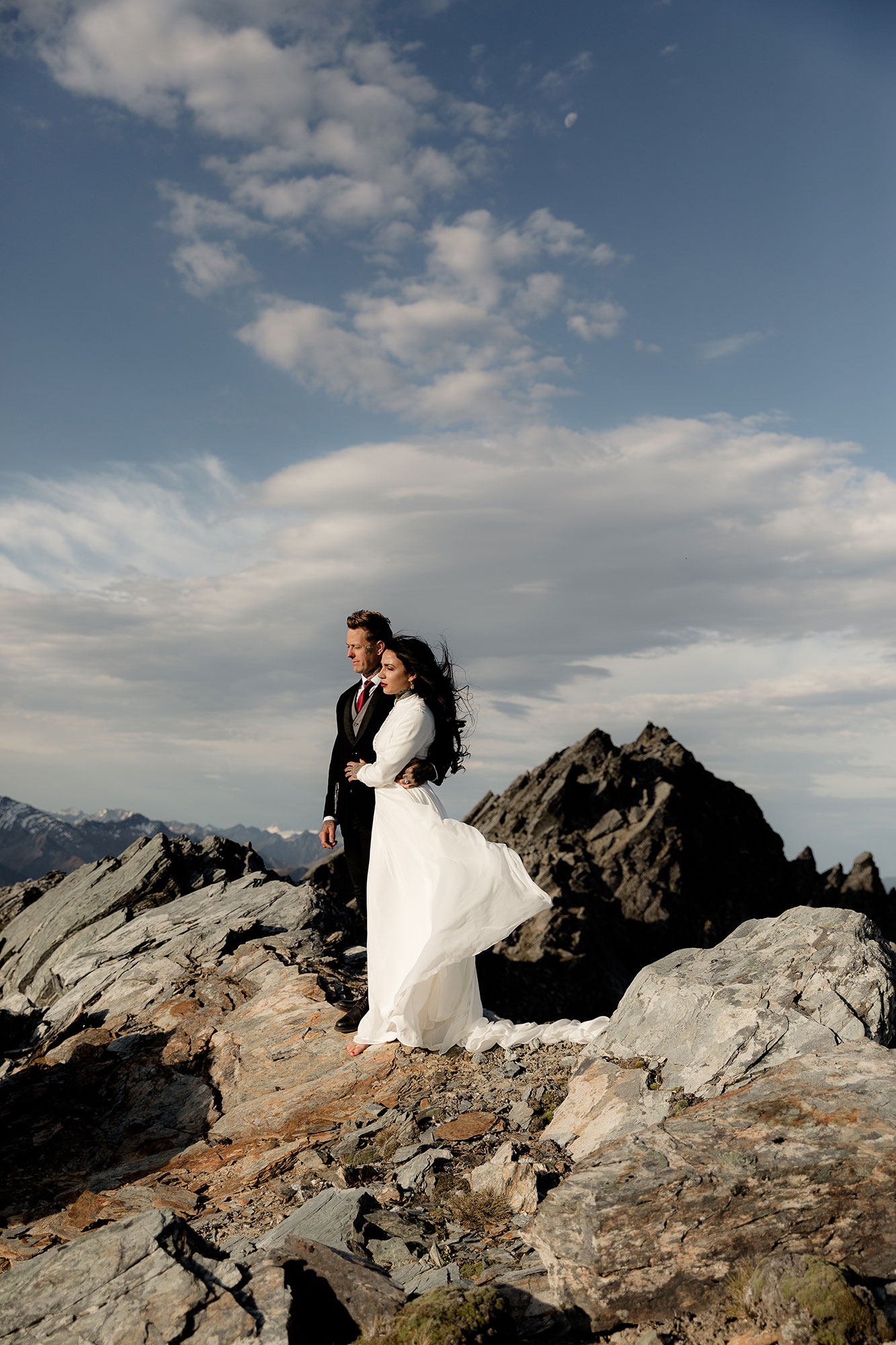 Wildly Romantic Mountain Elopement - Susan Miller Photography