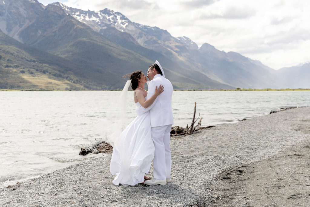 Susan Miller Photography with Hitched in Paradise at the Head of the Lake, Glenorchy