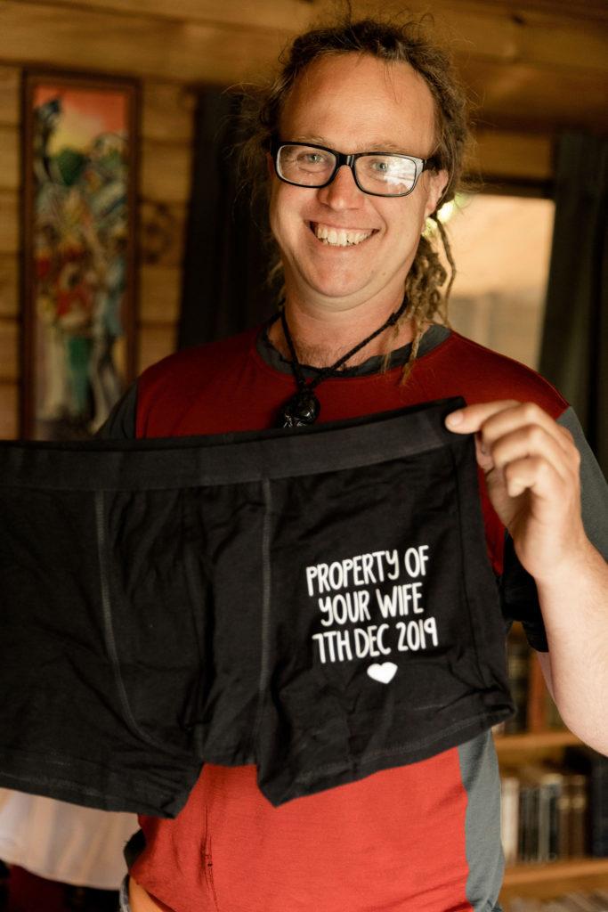 Sam's Under Pants Susan Miller Photography