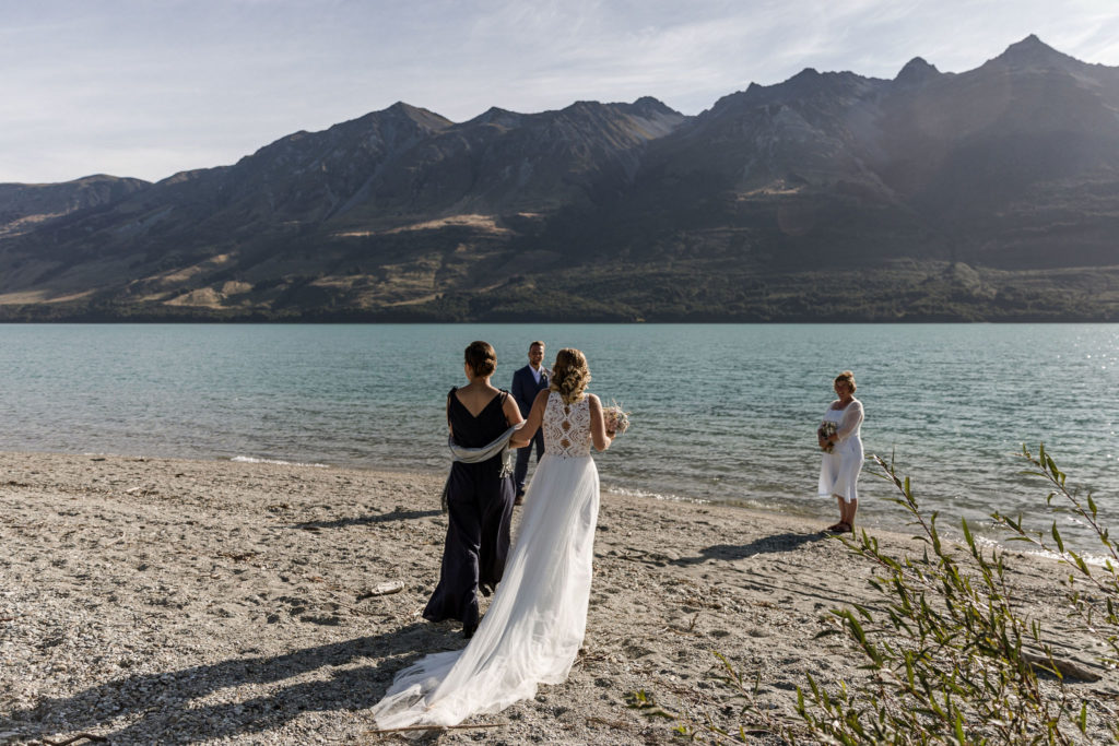Lara & Sam - Glenorchy elopement