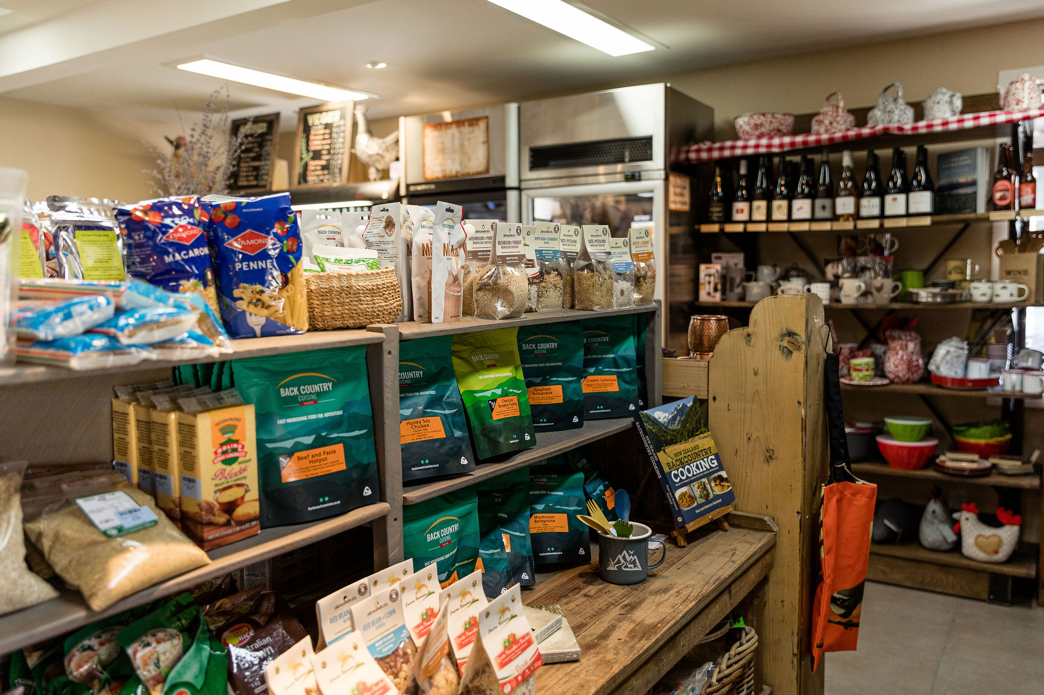 Mrs Woolly's General Store - Susan Miller Photography