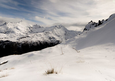 Southern Alps with Heli Glenorchy - Susan Miller Photography