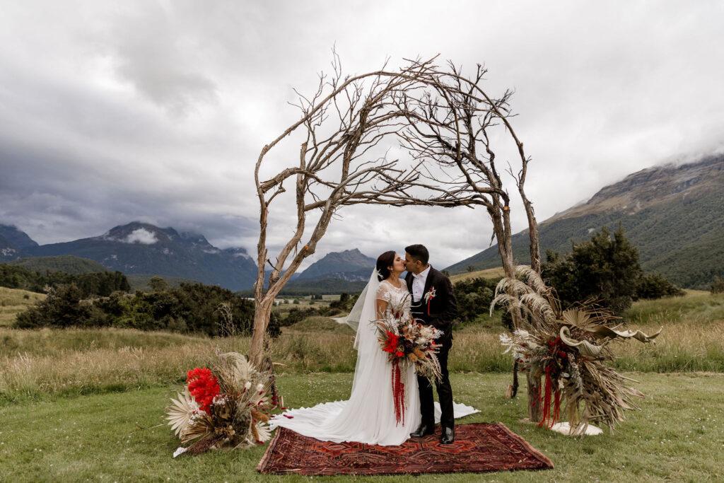 Paradise Wedding Arch
