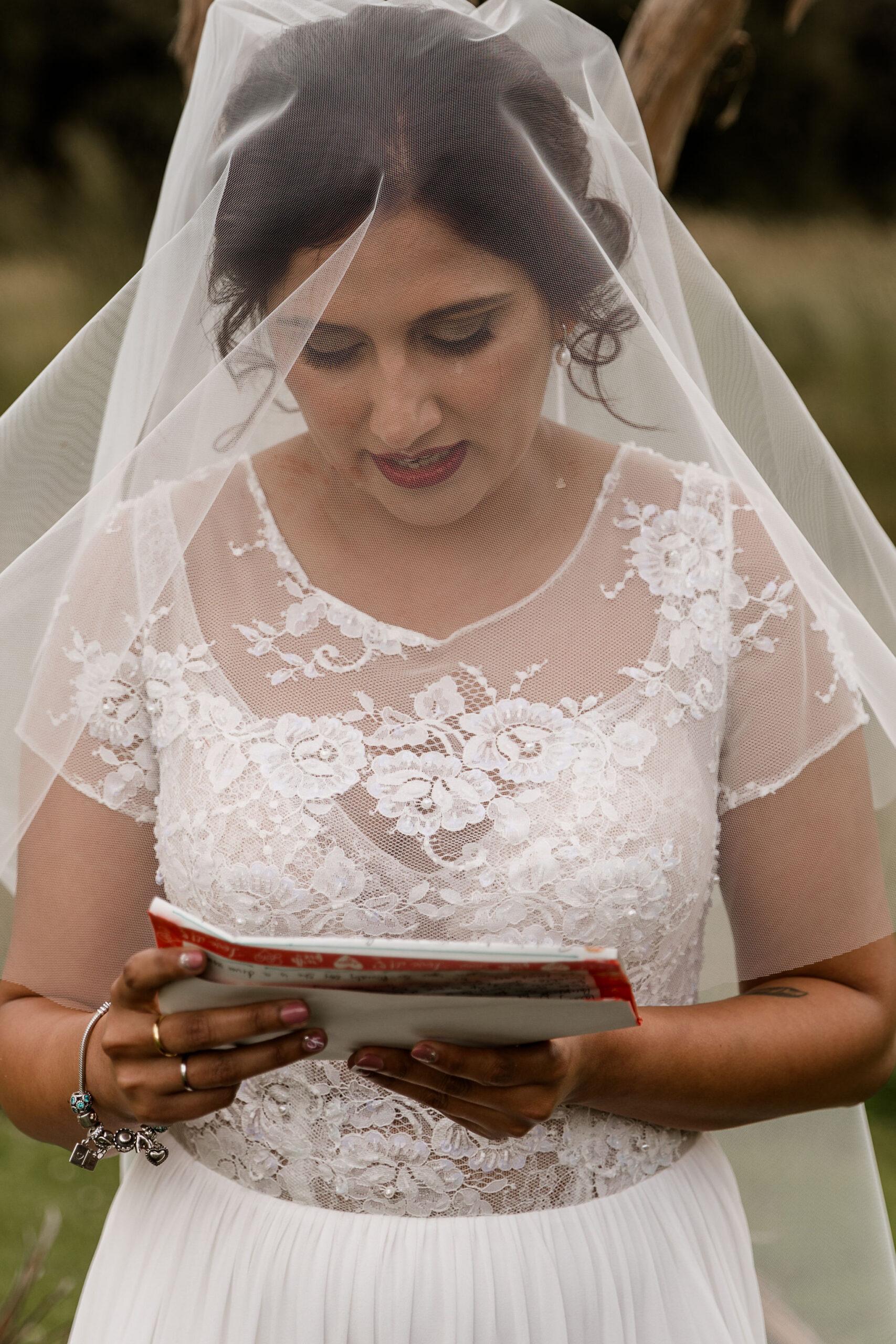 Amneet's Wedding Vows