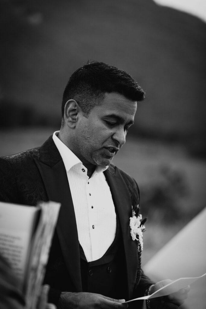 Gagan's Wedding Vows - Paradise Trust