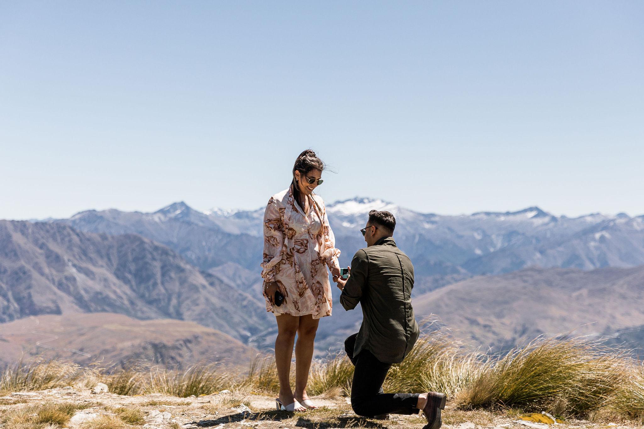 Dev & Sharleen - Surprise Proposal