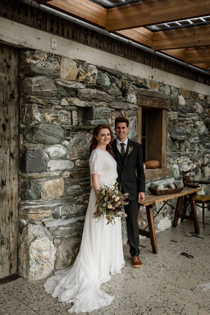 Fionnuala & Graham - Camp Glenorchy Elopement - Susan Miller Photography