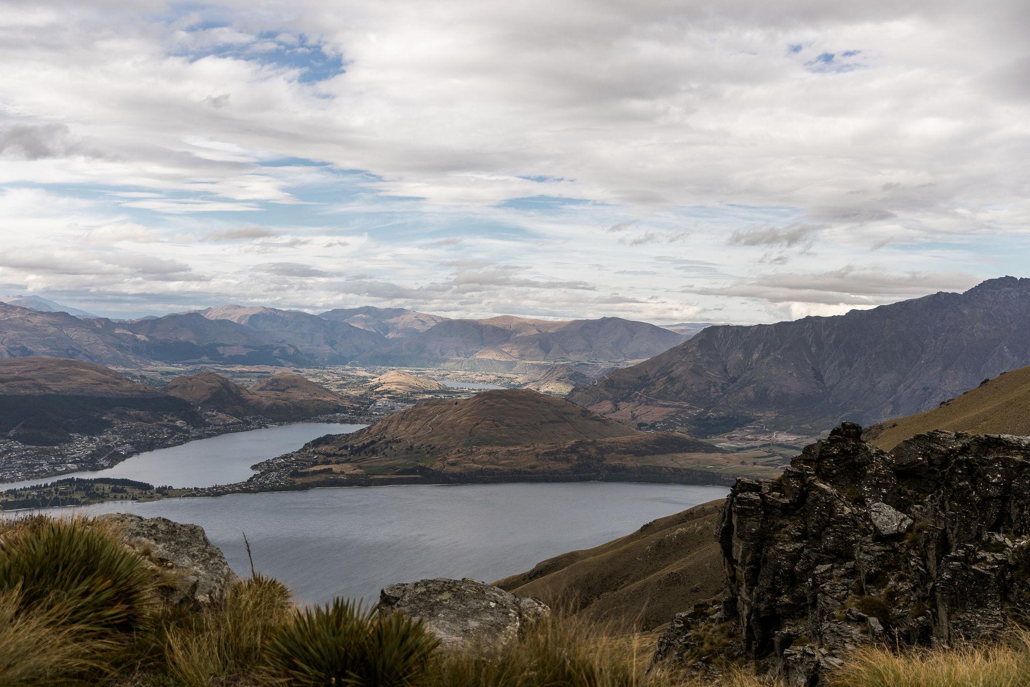 Lake Wakatipu - Susan Miller Photography