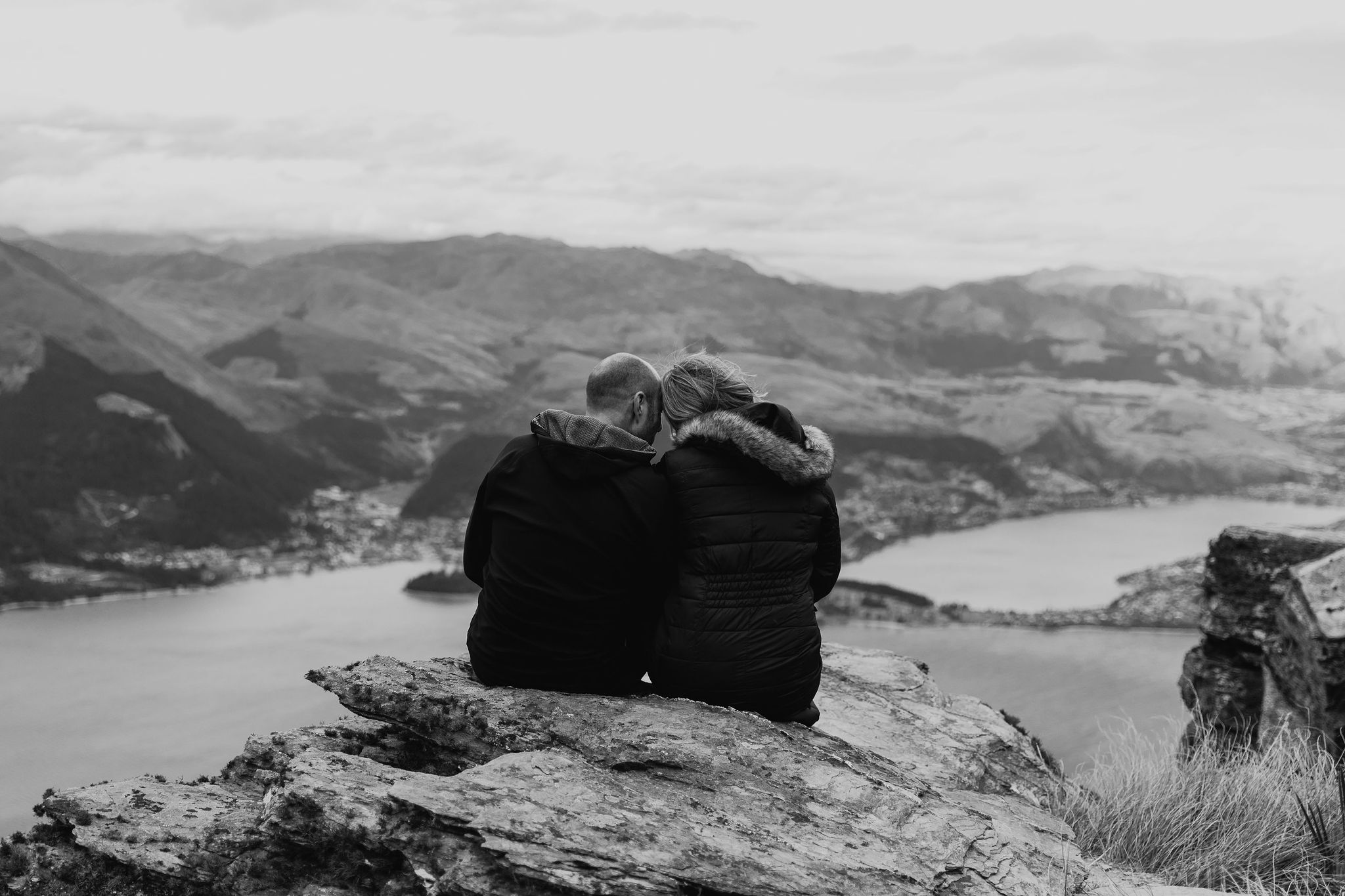 Surprise Heli Proposal - Susan Miller Photography