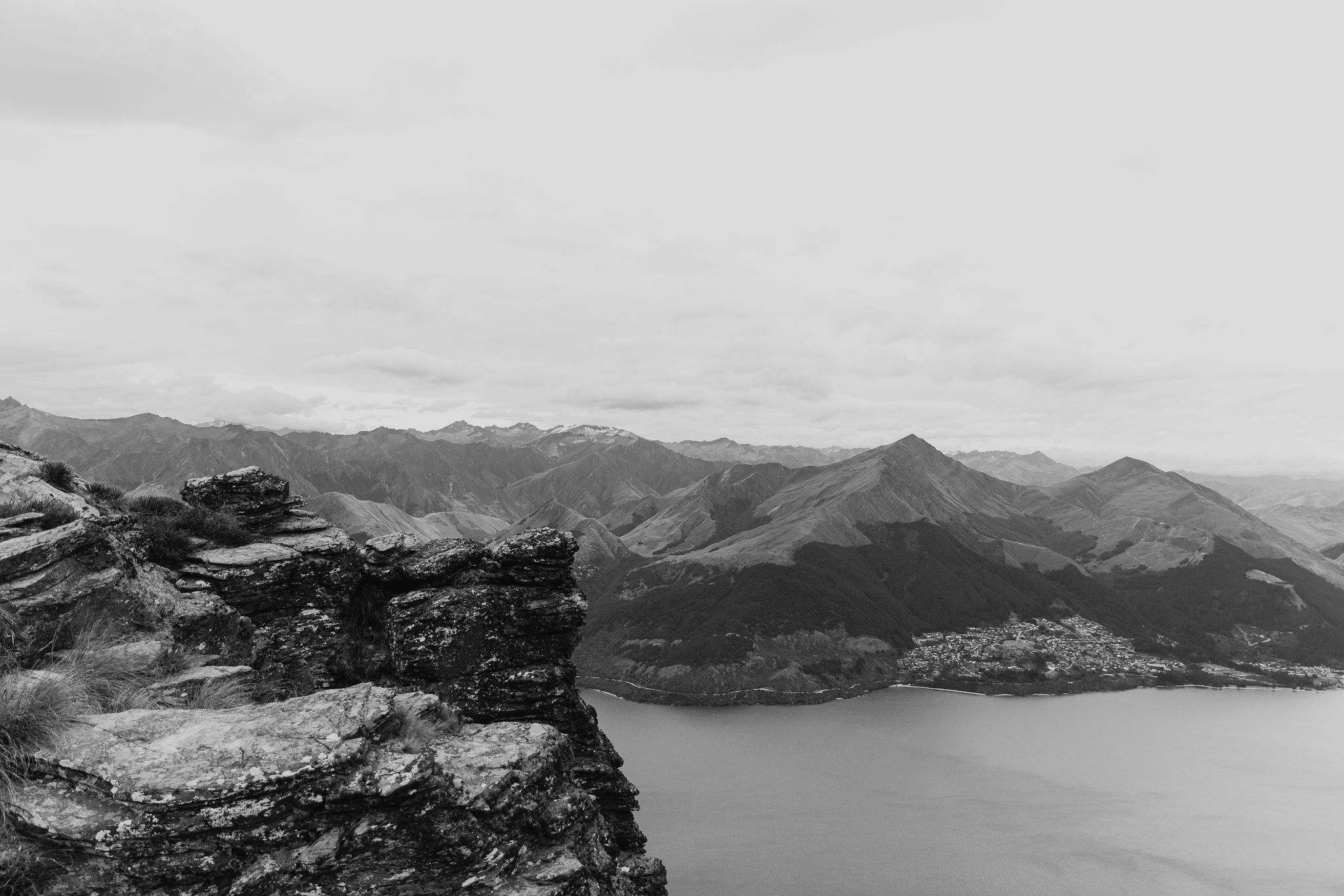 The Ledge - Queenstown - Susan Miller Photography