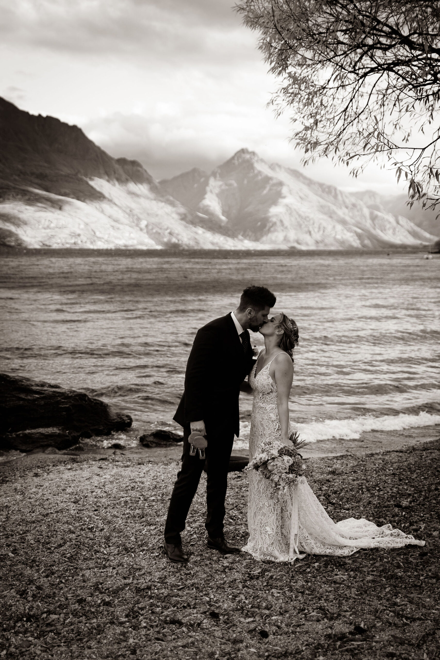 Head of the Lake Wedding - Susan Miller Photography