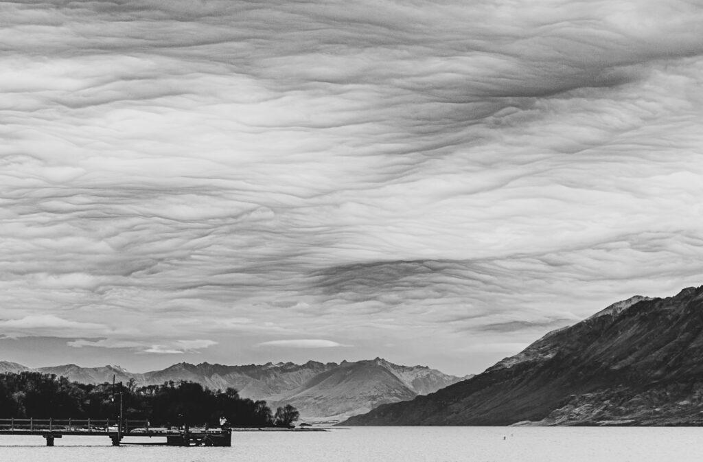 Glenorchy Wharf - Susan Miller Photography